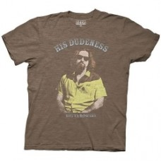 Big Lebowski His Dudeness T-Shirt taglia M
