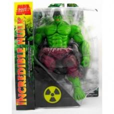 Marvel Select Incredible hulk verde