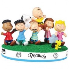 Peanuts Gang Mini Statue