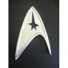Star Trek metal insignia badges