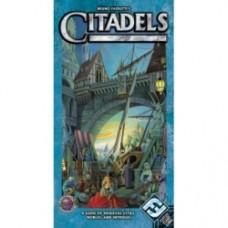 Citadels e The Dark City Expansion