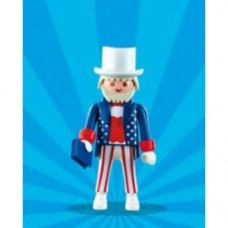 playmobil minifigures ZIO SAM