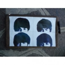 trousse marron beatles