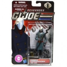 Renegades Cobra Commander - Cobra Leader