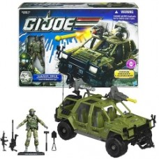 G.I. Joe VAMP Vehicle with Driver