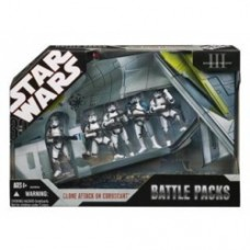 Clone Attack on Coruscant Battle Pack
