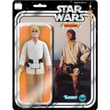 Luke Skywalker Jumbo Vintage Kenner Figure