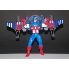 Captain America Midnight Air Raid