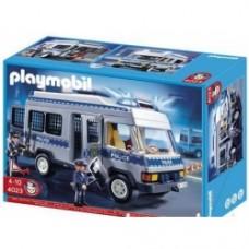 Camionetta della polizia (4023)