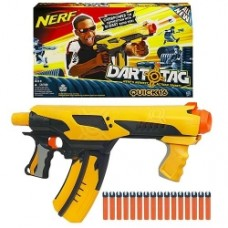 nerf dart tag quick 16 blaster case