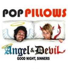 Pop Pillows - Angel and Devil