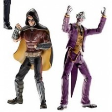 Arkham City: Robin and Joker