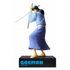 LUPIN STATUE COLLECTION GOEMON BANPRESTO