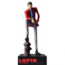 LUPIN III PVC STATUE COLLECTION LUPIN