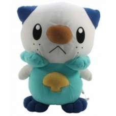 "Pokemon Best Wishes Banpresto DX Plush - 10"" Mijumaru / Oshawott"