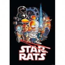 rat-man star rats Poster