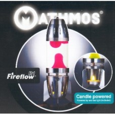 lavalamp con candela Fireflow R1 Tuchese