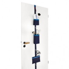 Door Organizer - Navy Blue