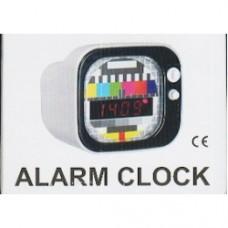 orologio svegli tv