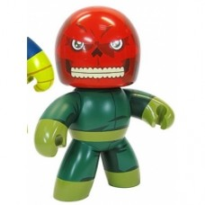 mighty muggs red skull