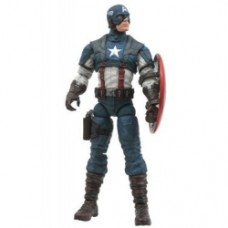 marvel select captain america 18cm