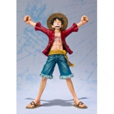 bandai/one piece zero luffy figuarts