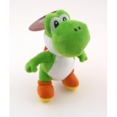 Adorable Plush Yoshi!