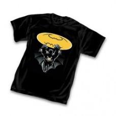 Batman logo giallo taglia L