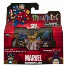 Civil War Captain America with Arnim Zola