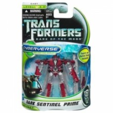 TRANSFORMERS DARK OF THE MOON CYBERVERSE Dark Sentinel Prime