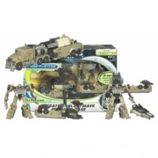 Transformers Dark of the Moon CYBERVERSE – Megatron Blastwave Weapons Base