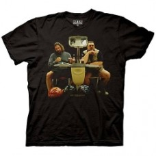 Big Lebowski Dude and Walter Bowling T-Shirt  taglia M
