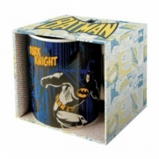 batman dark knight mug