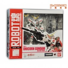 Bandai – The Robot Spirits – RX-0 Unicorn Gundam (Destroy Mode)