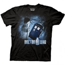 Doctor Who 11th Doctor Space Vortex T-Shirt