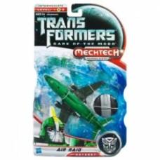 TRANSFORMERS DARK OF THE MOON MECHTECH Deluxe Class AIR RAID