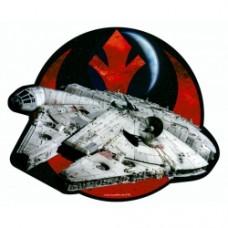 STAR WARS  Mousepad  Millenium Falcon  in shape