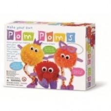 4m Make your own pom poms
