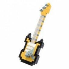 Nano block electric guitar