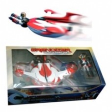 grendizer action figure with spacer Metal
