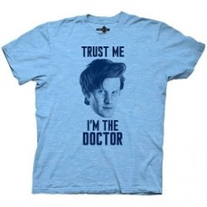 Doctor Who Trust Me I'm The Doctor T-Shirt Taglia L