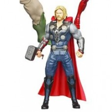 Avengers Movie Mighty Battlers Action Figures thor
