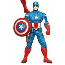 Avengers Movie Mighty Battlers Action Figures captain america