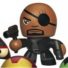 Avengers Movie Mini Mighty Muggs Vinyl Figures nick fury