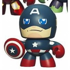 Avengers Movie Mini Mighty Muggs Vinyl Figures captain america