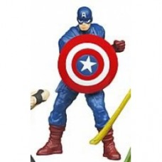 Avengers Movie EC Mini-Figures captain america