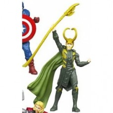 Avengers Movie EC Mini-Figures loki