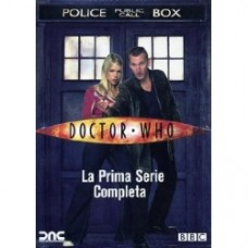Doctor Who - Stagione 01 DVD
