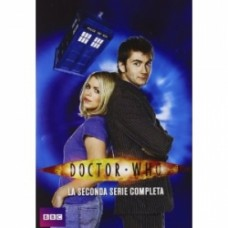Doctor Who - stagione 02 DVD