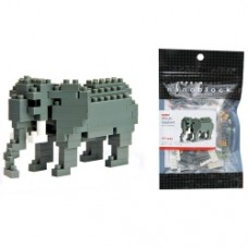 nanoblock elefante